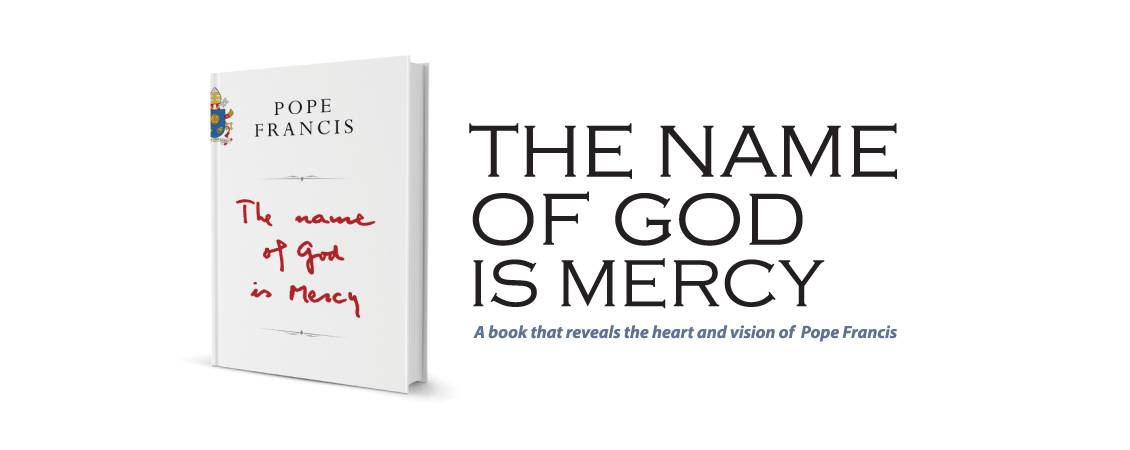 The Name Of God Is Mercy Magnet Magzine
